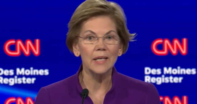 """Un-American Wealth Tax Proposed By Elizabeth Warren Shows It Won't Do ANYTHING To Change """"Income Inequality"""" According To New Report"""