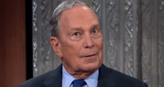 READ IT: Michael Bloomberg Says If He Were A Senator 'I'd Vote To Convict' The President