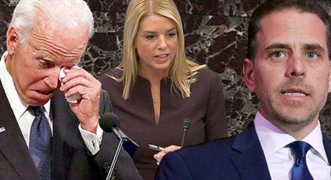 Pam Bondi Hangs Dems & Biden Corruption Out To Dry On Senate Floor-Burisma Scandal Explodes