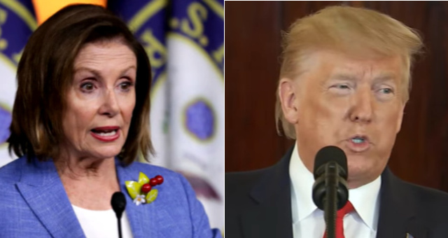 Pelosi Moves To Put War Powers Resolution Up For House Vote To Limit Trump's Military Actions