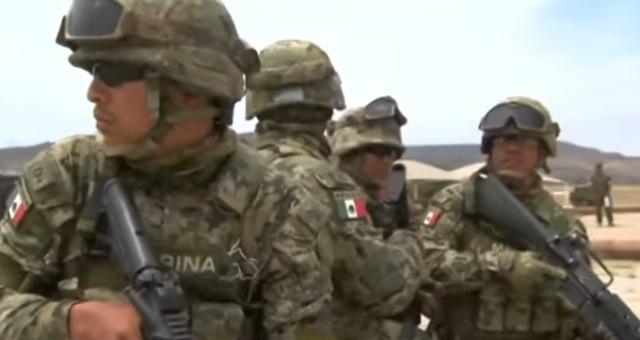 Mexico Deploys Elite Marine Force After U.S. Pressures Them And They Have An Extremely Important Mission