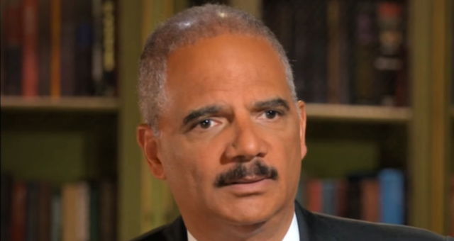 Obama's Dirty AG, Eric Holder, Flips His **** On Twitter, Makes Fool Of Himself Cursing Out Investigative Journalist