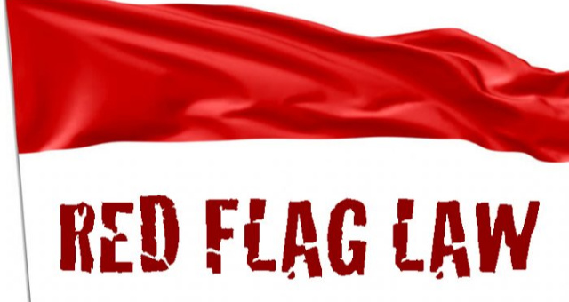 Alert: Another State Moves Forward On Red Flag Laws