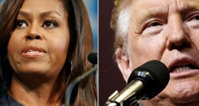 "Michelle Obama Says She Will Never ""Forgive"" President Trump … His Retort Was Pure Gold"