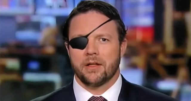 Dan Crenshaw On Texas Turning Purple: Young People Are 'Susceptible' To Dems BS Message Of 'Everything Is Free'
