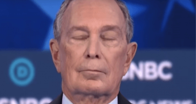 FEC Filing Reveals Mike Bloomberg's Incredible Shame, Turns Out He Blew Almost $1 Billion To Get His *** Kicked by Professional Politicians But He Refuses to Go Away… Why?