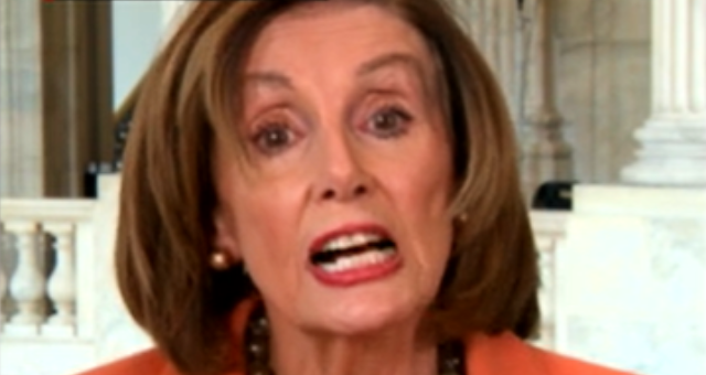 Pelosi Goes Full Anti-American And Blocks Funds To Help Millions Of Americans- Here's What You Need To Know