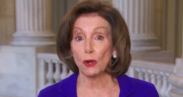 "Pelosi Blames Trump For ""Delaying"" Virus Aid But Forgets That She Is The One Who Dismissed House For WEEKS, Preventing Final Vote"