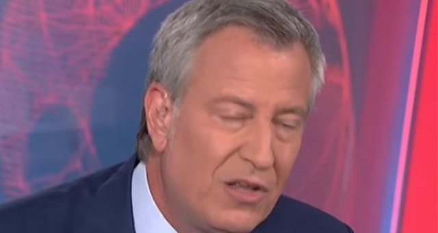 "De Blasio To Release Violent Criminals From Jail Because They Are ""Disadvantaged"" [FLASHBACK]"