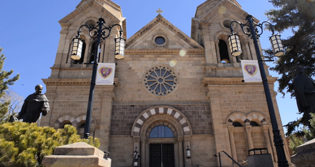 NM Catholic Diocese Ignores Stay At Home Orders And Opens Doors To Let Some Attend Mass Amid Coronavirus
