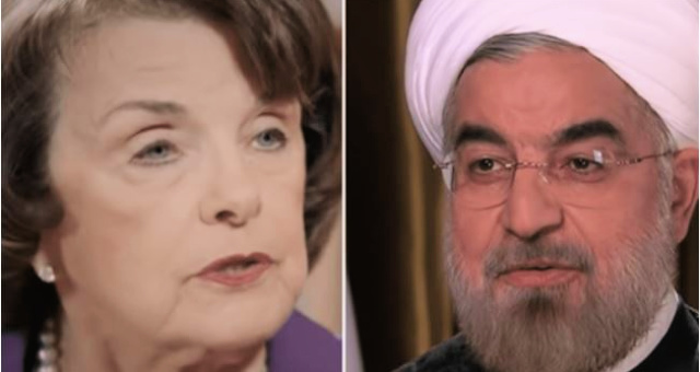 Sen. Feinstein Demands Trump Support Iran's Request For $5 Billion In Aid From The IMF, Claims It Is In 'Our National Interest'