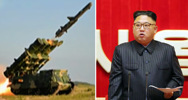 JUST IN: North Korea Fires Barrage Of Short-Range Missiles, Including Cruise Missiles… Here's What We Know