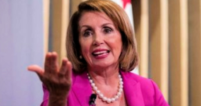 UNREAL: As Our Nation Faces National Emergency, Nasty Pelosi Focuses On Her Greed And Hate