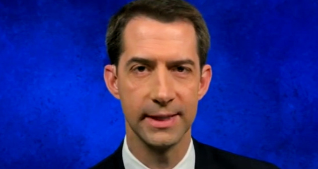 Sen. Tom Cotton Blasts Lamestream Media For Lapping Up And Spewing China LIES: 'They Are Apologists For Beijing'