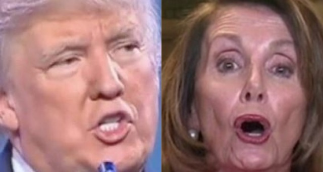 President Trump Calls Out Pelosi's 'Coronavirus Committee' As A Massively Politicized Waste Of Time During An Emergency