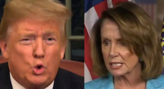 "Trump Refuses To Break Bread W/ Pelosi With Scathing Letter: ""She Has Torn This Country Apart"""