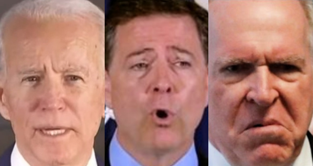 BREAKING: Joe Biden's Name On List Of Officials Who May Have Requested Flynn Unmasking: He Said He 'Didn't Know Anything'