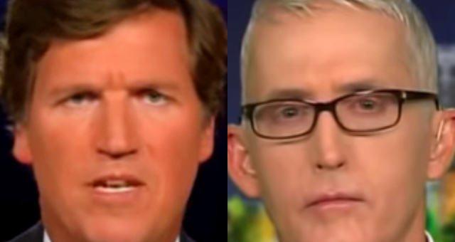 Tucker Presses Gowdy On Throwing Trump Under The Bus, Gowdy Shows His True Colors With Weak Sauce Response 'I Made A Mistake'