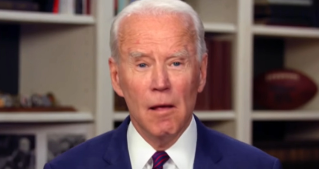 Sleepy Joe Biden Comes Out Of His Cave Perplexed And Confused – His Mind Is Absolutely Gone!