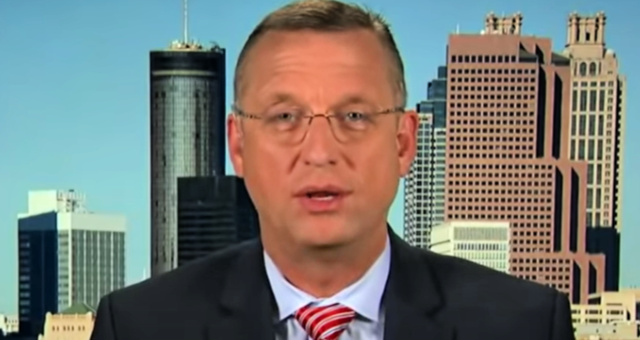 Rep. Doug Collins Responds: Obama Should 'Stick More To Retirement' Instead Of Complaining About Flynn Case