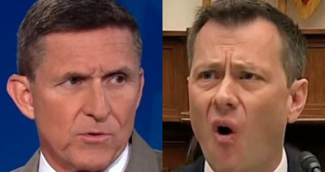 Just In: Michael Flynn, Peter Strzok, And The FBI's Rogue Fishing Trip – Case Against Flynn Was Always On Shaky Ground