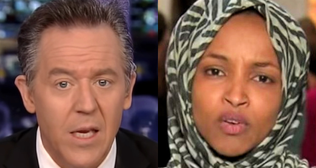 "Greg Gutfeld Levels Ilhan Omar With Epic Response To Her Claim That ""White Privilege"" Is Reason Charges Were Dropped Against General Flynn"