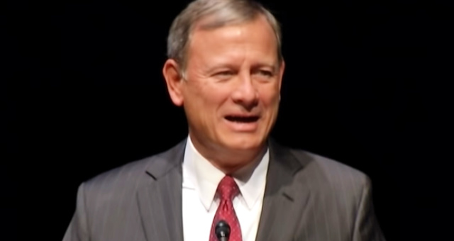 SCOTUS Roberts Sides With Left Wing Again- Hands Down Sick Ruling That Has Conservatives LIVID