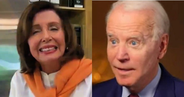 Americans Across The Country Are Fuming As Pelosi And Biden Live It Up In Lockdown