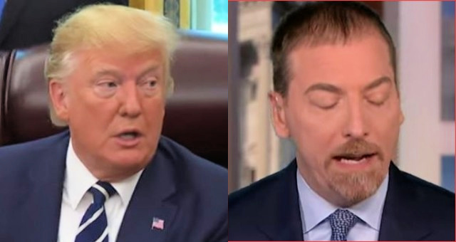 President Trump Demands Chuck Todd Be FIRED After NBC Admits to Deceptively Editing Video of AG Barr