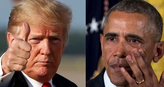 BREAKING: Trump Calls On Congress To Have Obama TESTIFY