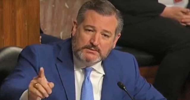 WATCH: Cruz to Rosenstein: Either You Were Complicit in the Wrongdoing, or You Were Grossly Negligent