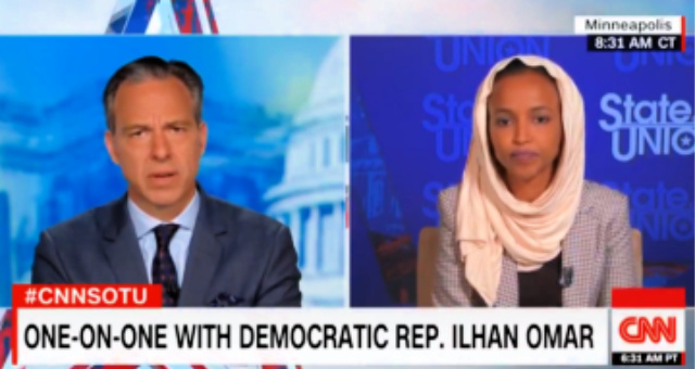 Ilhan Omar: Communities Will Still Be Safe If Police Department is Eliminated