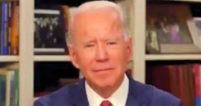 "Joe Biden: ""We gotta, it's just, but, you gotta, I mean, the, we gotta reassure, look, here, my, my message to everybody I talk to"""