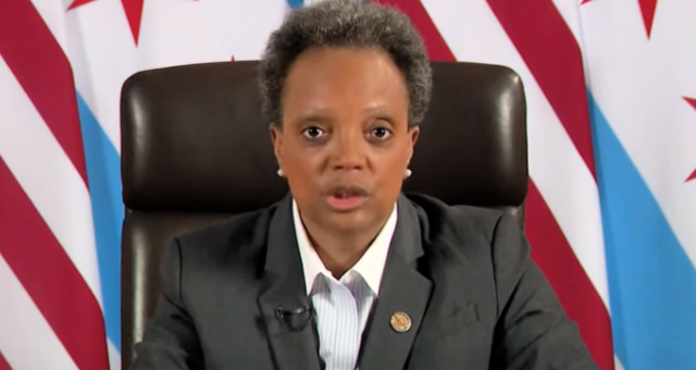 Trump BLASTS Chicago Mayor Lori Lightfoot Over Her City's Pathetic Violence And Death, So She Loses It On Twitter