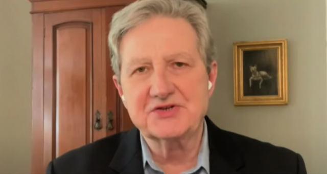 Sen. Kennedy: Those Calling for Defunding the Police, 'Next Time You Get In Trouble…Call a Crackhead' [VIDEO]