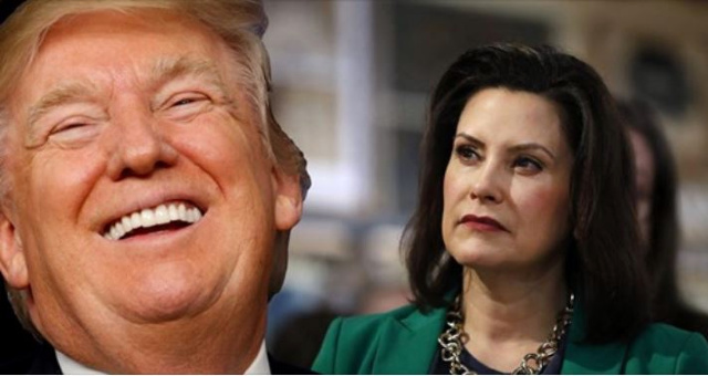 Michigan's Gov, Wicked Witch Whitmer Now Forced To Beg Feds For Bailout After Running State Budget Into The Ground [Opinion]