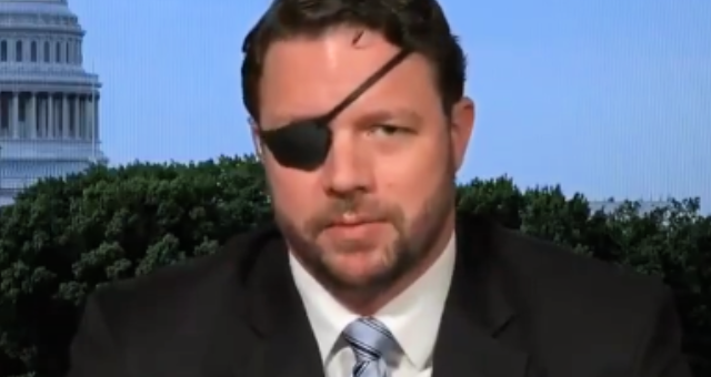 Dan Crenshaw on 2020: Only One Party Will Teach Your Kids to Love America