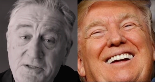 "BREAKING: ""I'd Like To Punch Trump In The Face"" Actor Robert De Niro Is Running Out Of Money"