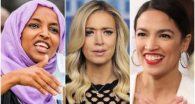 Kayleigh McEnany Just Obliterated Ilhan Omar and AOC Over Anti-Police, Crime Comments