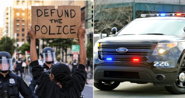 "REVEALED: Ford Foundation Donates Millions To ""Defund The Police"" Movement While Ford Motor Co Makes Millions From Selling Vehicles To Police Departments"