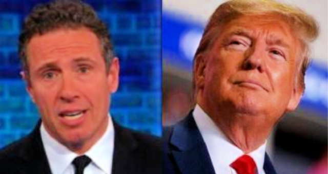 Trump Mocks Chris Cuomo's Ratings – 'Fake News Doesn't Pay, Fredo'