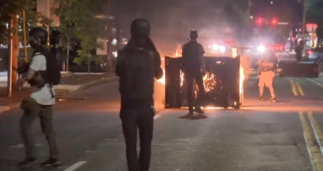 Portland In Complete Chaos After Federal Law Enforcement Pull Out- Over 12 Violent Riots In 10 DAYS