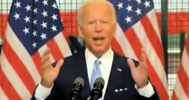 "Joe Biden: ""Covid has taken this year, just since the outbreak, has taken more than 100 year, look, here's, the lives, it's just, when you think about it"" [VIDEO]"