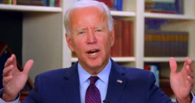 "Video: Joe Biden Delivers Complete Gibberish About China and WHO: ""That the world, uh, that that we deal with WHO the right way…"""