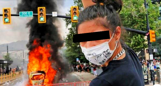 Consequences: Some Black Lives Matter Rioters Face Potential Life Sentences