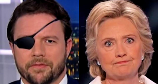 Texas Rep Crenshaw Blasts Hillary And Exposes Dem Agenda Ahead Of Big Speech At Republican National Convention