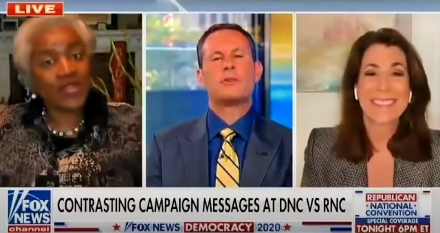 Watch As Donna Brazile Totally Freaks Out Live On National Television After FOX Contributor Triggers Her BIG Time