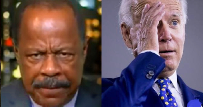 Civil Rights Attorney Leo Terrell: 'I Can Try Joe Biden In A Courtroom And Convict Him Of Being A Racist'