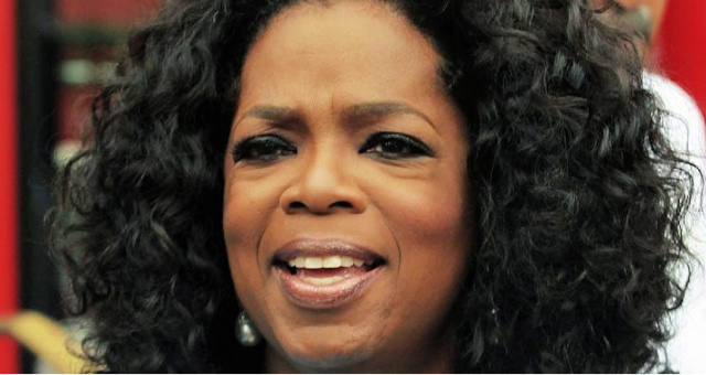 "Black Billionaire Oprah Claims ""Whiteness gives you an advantage no matter what"""