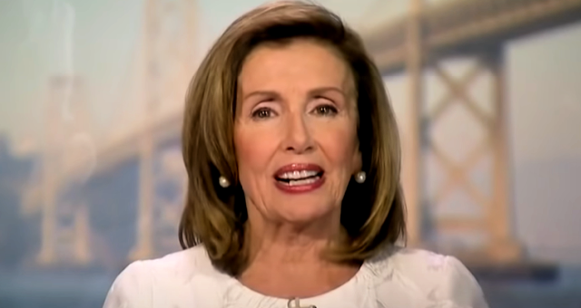 Pelosi Makes A Complete Fool Of Herself AGAIN On National Television